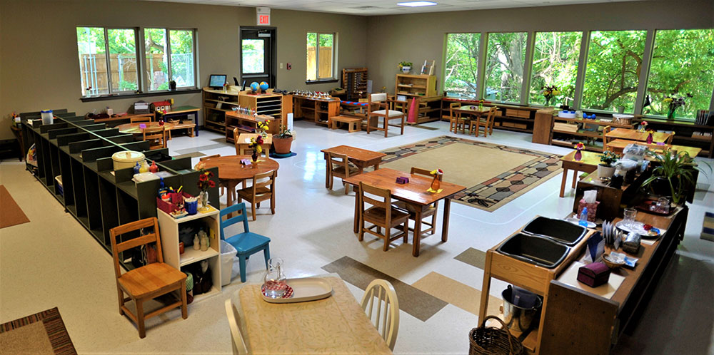 Montessori Classroom - Dallas
